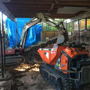 Avalon_Earthmoving small spaces