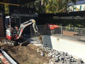 Avalon_Earthmoving Specialising in Mini Excavator Services