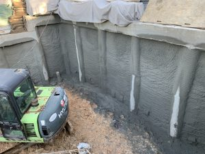 Avalon-Earthmoving-land stabilisation and foundations avalon